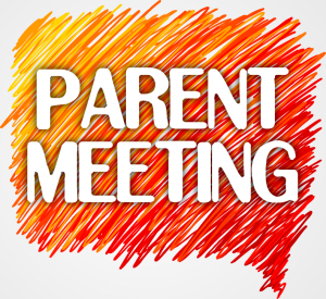 Parent Meeting for Middle School & High School Football