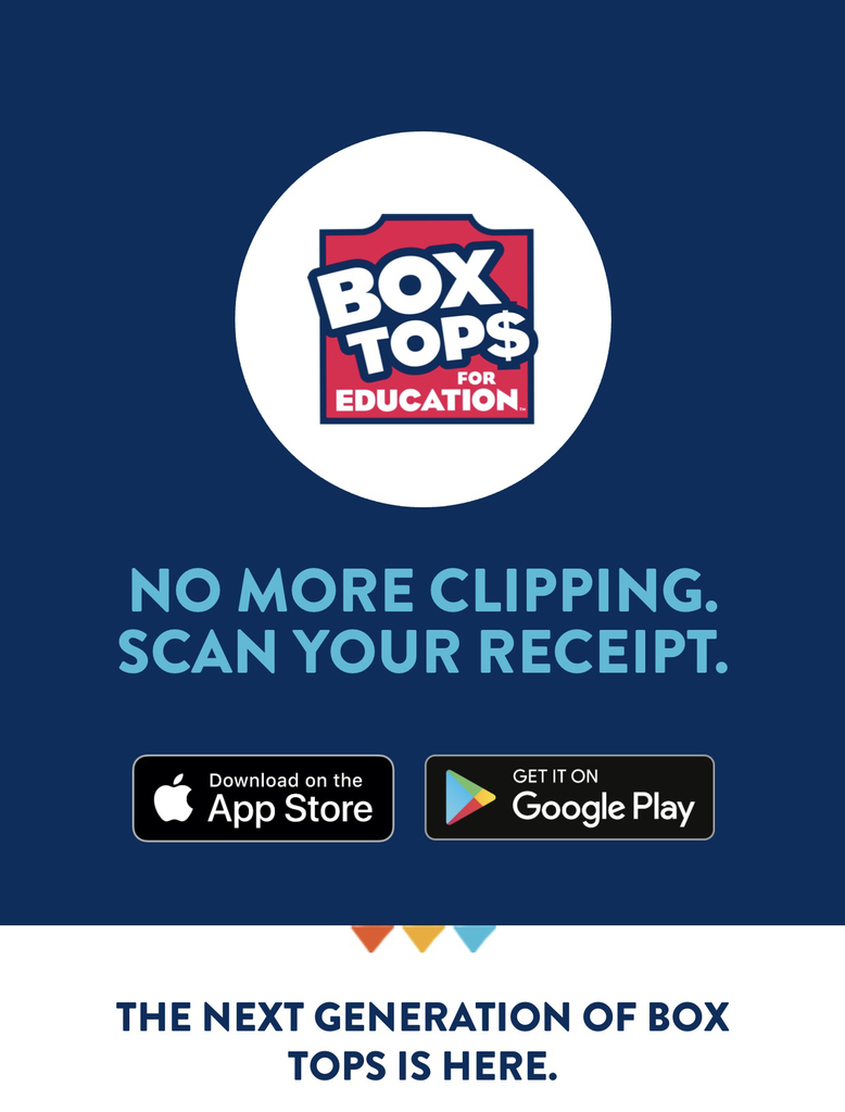 Box Tops App Store or Google Play